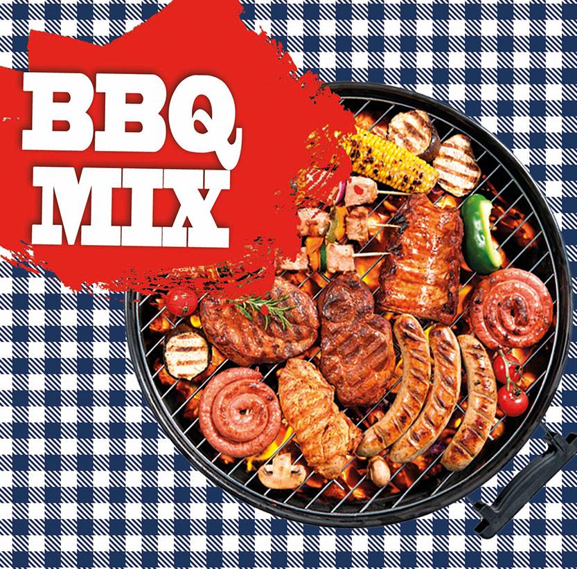 BBQ Mix Florigrow kruiden
