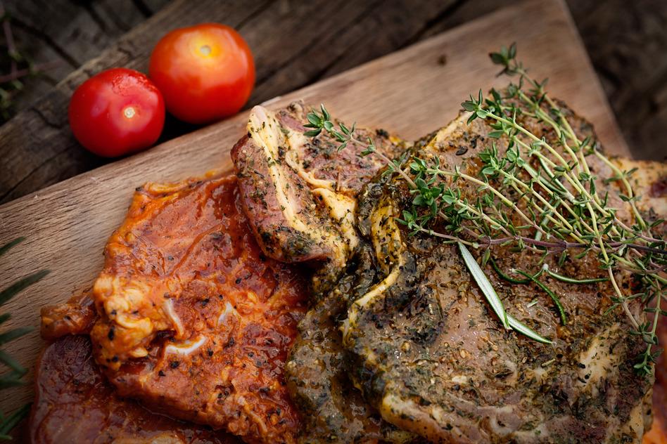 BBQ Mix Marinated meat Florigrow